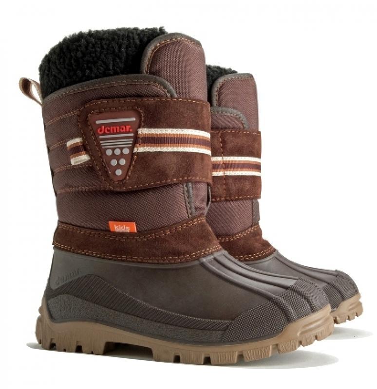 DEMAR zimní obuv ARCTICA 1306 vel.25-34