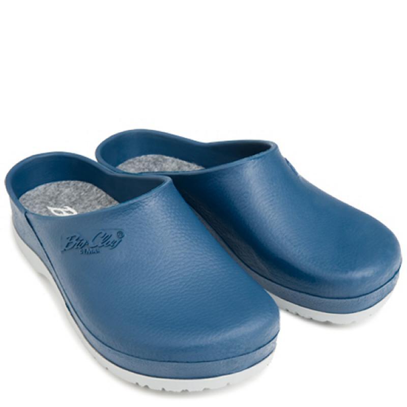 DEMAR MODEST CLOG 4441 B pantofle pánské modré