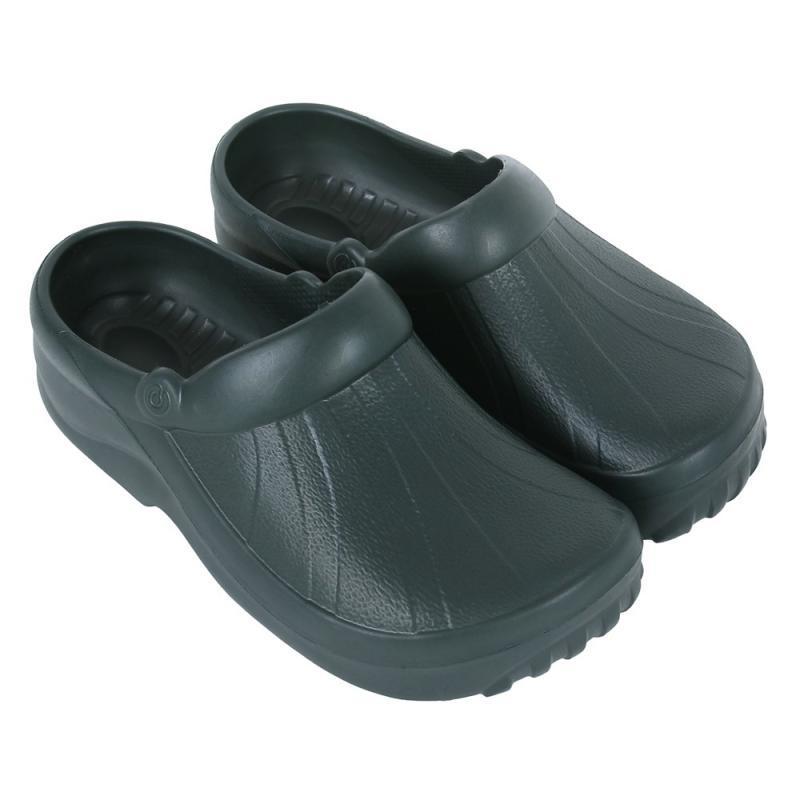 DEMAR NEW EVA CLOG 4822 A pantofle dámské zelené