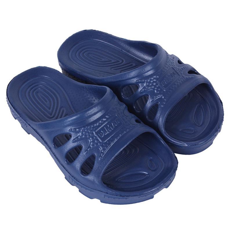 DEMAR dětské pantofle IBIZA 4701 E tm.modré