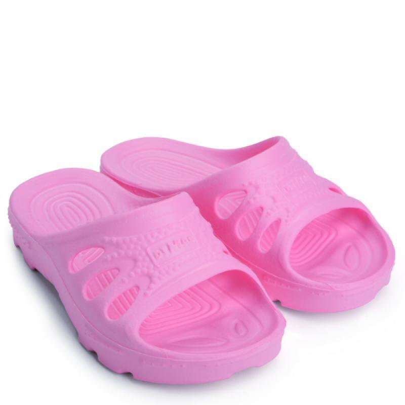 DEMAR dětské pantofle IBIZA 4701 A růžové