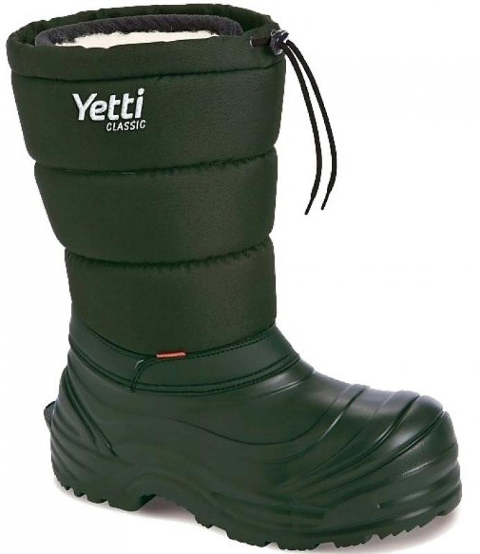DEMAR lovecká zimní obuv YETTI CLASSIC 3870
